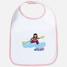 Girl Kayaking Medium Bib