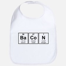 Bacon Periodic Table Element Symbols Bib