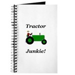 Green Tractor Junkie Journal
