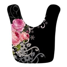 Rose Elegance Bib