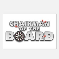 Dart Chairman of the Board Postcards (Package of 8