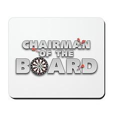 Dart Chairman of the Board Mousepad