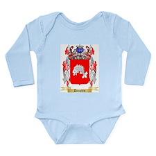 Dauphin Long Sleeve Infant Bodysuit