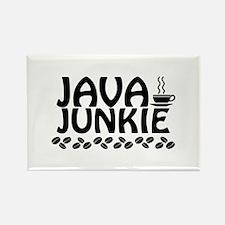 Java Junkie Magnets