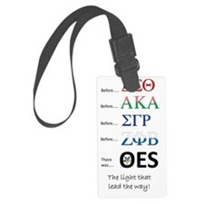 Before them, there was OES Luggage Tag