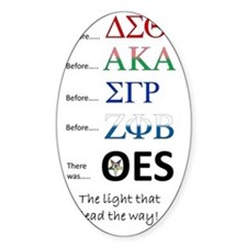 Before them, there was OES Decal
