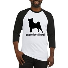 Got Swedish Vallhund? Baseball Jersey