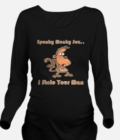 i-stole-your-man.png Long Sleeve Maternity T-Shirt