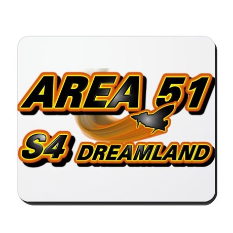 Area 51 & S4 Dreamland Mousepad