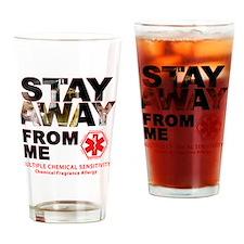 Multiple Chemical Sensitivity-MCS Drinking Glass