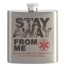 Multiple Chemical Sensitivity-MCS Flask