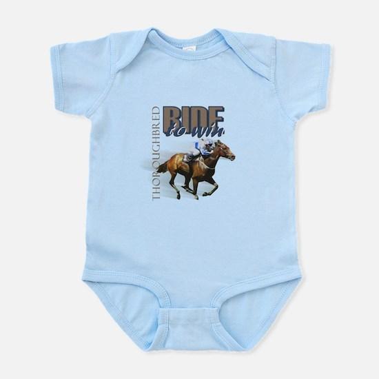 Ride To Win 2 Infant Bodysuit