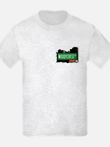 Woodycrest Av, Bronx, NYC T-Shirt