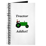 Green Tractor Addict Journal
