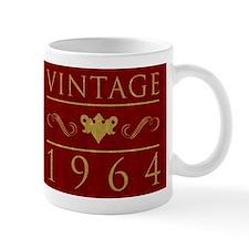 1964 Vintage Birth Year Mug