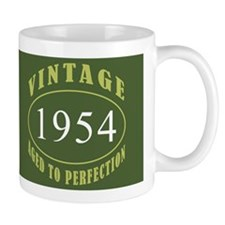 1954 Vintage Birth Year Mug