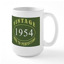 1954 Vintage Birth Year Mug