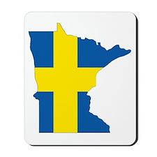 Swede Home Minnesota Mousepad