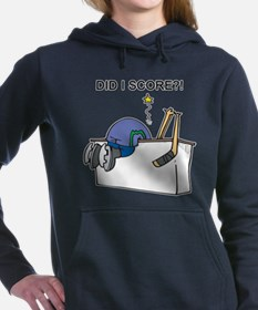 did i score,player over boards.jpg Hooded Sweatshi