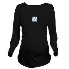 CAPRICORN 2 copy.jpg Long Sleeve Maternity T-Shirt