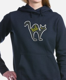 black-cat,png.png Hooded Sweatshirt