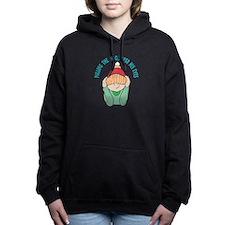 pulling-wool-over-his-eyes.png Hooded Sweatshirt