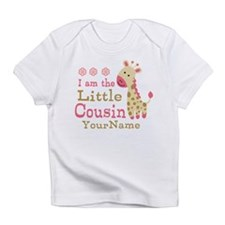 I am the Little Cousin Personalized Infant T-Shirt