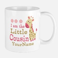 I am the Little Cousin Personalized Mug