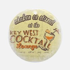 Key West Ornament (Round)