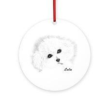 LULU Ornament (Round)