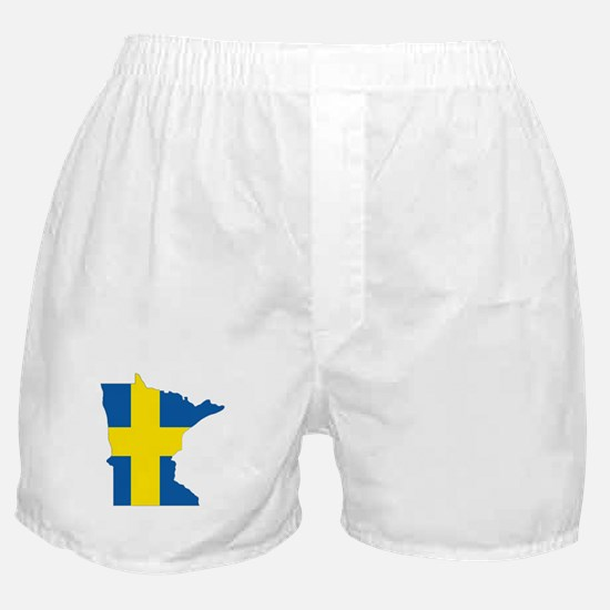 Swede Home Minnesota Boxer Shorts