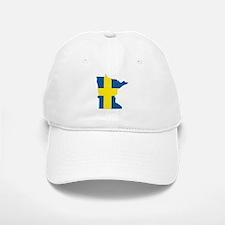Swede Home Minnesota Baseball Baseball Baseball Cap