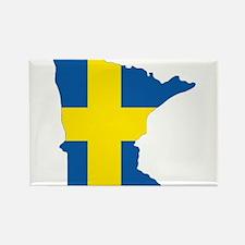 Swede Home Minnesota Magnets