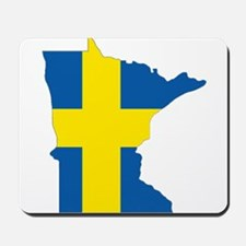 Swede Home Minnesota Mousepad