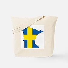 Swede Home Minnesota Tote Bag