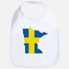 Swede Home Minnesota Bib