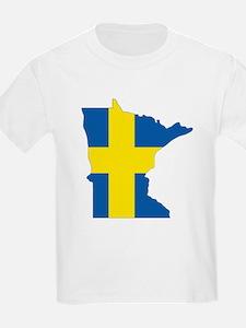 Swede Home Minnesota T-Shirt