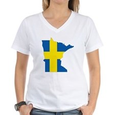 Swede Home Minnesota T-Shirt