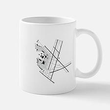 BOS Airport Mugs