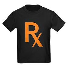 Orange Rx Symbol T