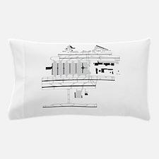 ATL Airport Pillow Case