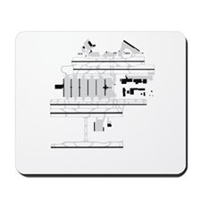 ATL Airport Mousepad