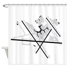 BWI Airport Shower Curtain