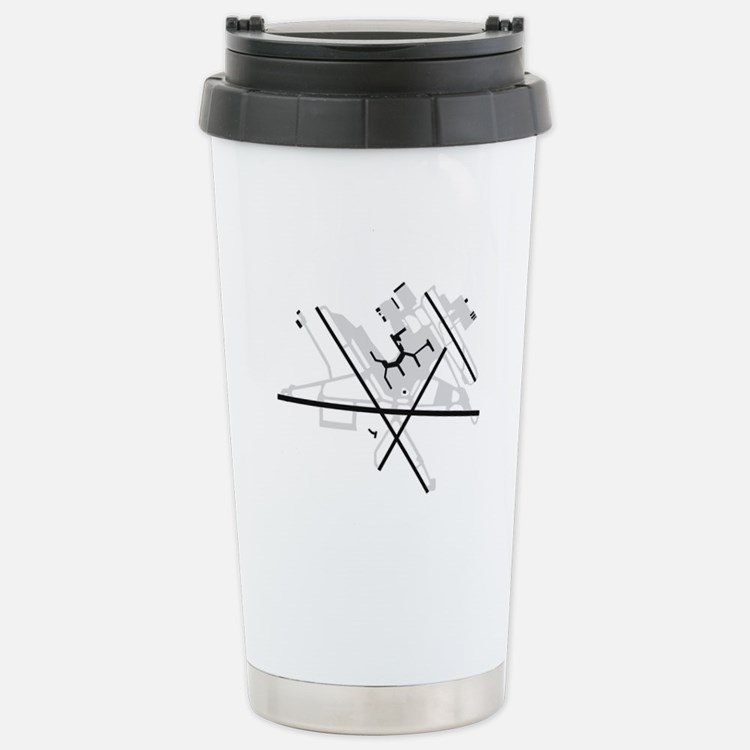 BWI Airport Travel Mug