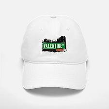 Valentine Av, Bronx, NYC Baseball Baseball Cap
