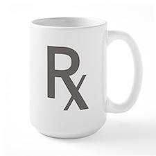 Grey Rx Mug