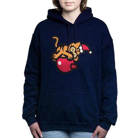 pounce_ornament.png Hooded Sweatshirt