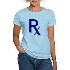 Blue Rx Symbol T-Shirt