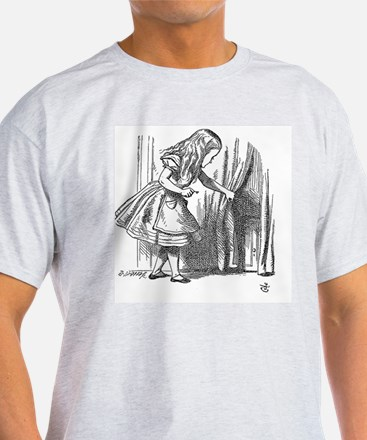 Drink Me vintage Alice in Wonderland T-Shirt