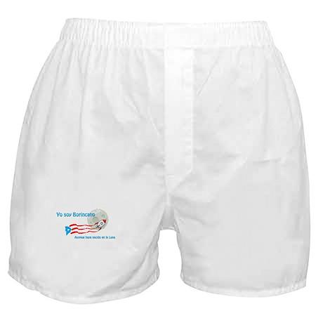 Yo seré Borincano Boxer Shorts